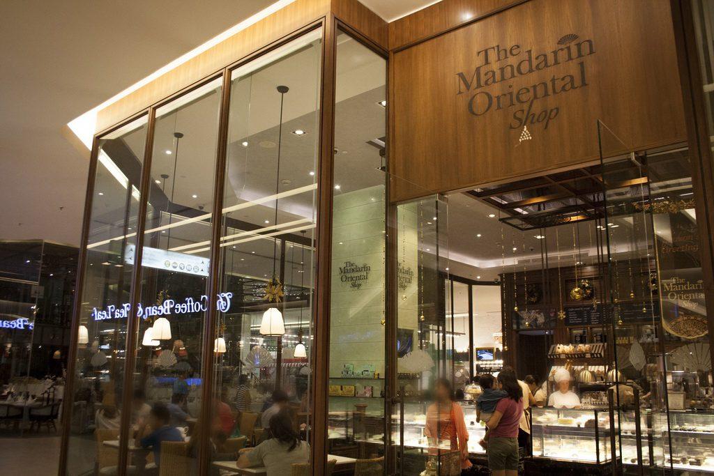 The Mandarin Oriental Shop Light Loft