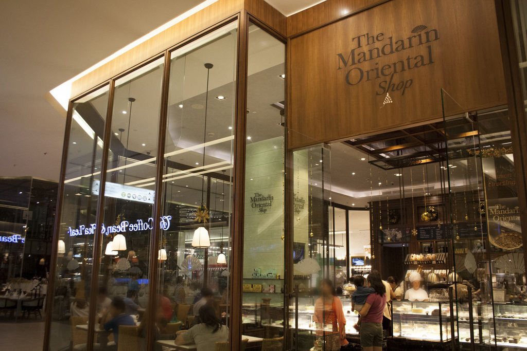 The Mandarin Oriental Shop